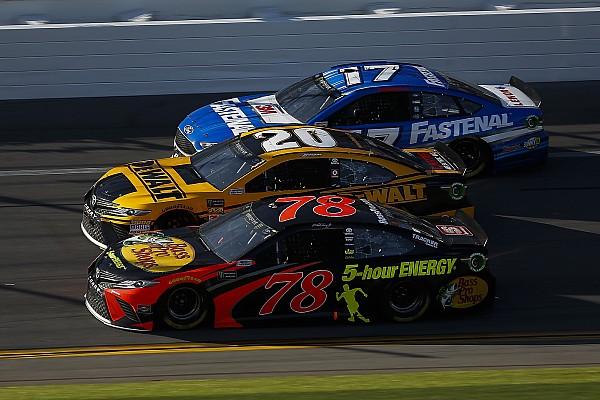 NASCAR Cup News NASCAR: Atlanta als erster Gradmesser 2018 für Truex Jr. und Co.