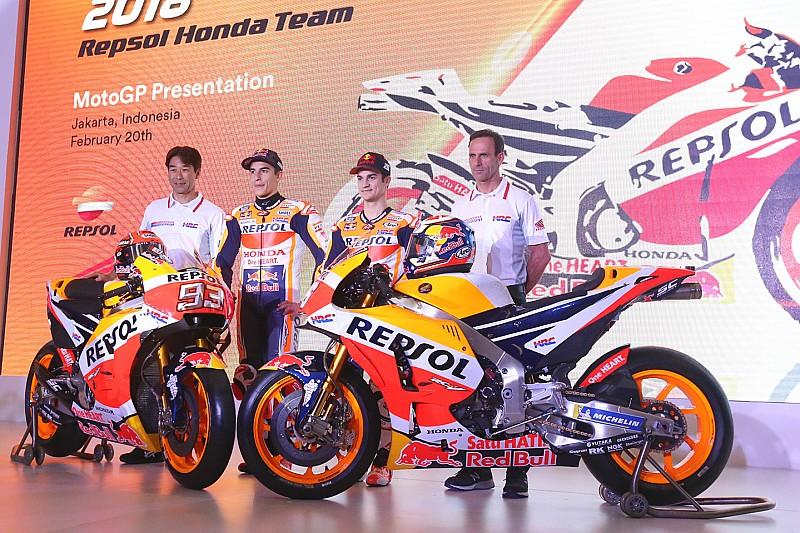 Repsol y Honda seguirán juntos al menos hasta 2020