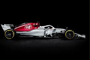 Галерея: презентація боліда Alfa Romeo Sauber Ф1-2018