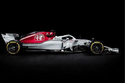 GALERÍA: el nuevo Sauber C37