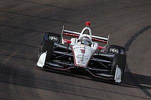 IndyCar-Test Sebring: Bestzeit für Newgarden, Binder überrascht