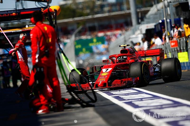 """Räikkönen : Ferrari """"doit progresser partout"""""""