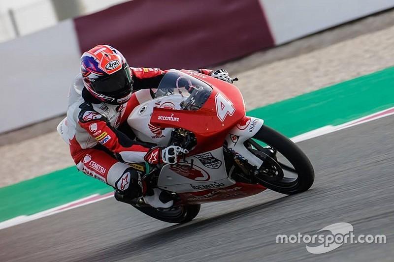 ATC Thailand: Afridza podium perdana, Mario tersingkir