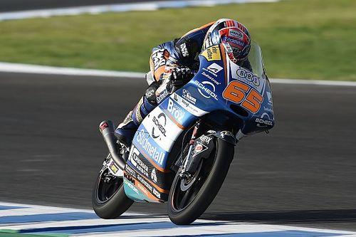 Moto3 Jerez: Eerste zege voor Oettl, Canet veroorzaakt grote chaos met crash