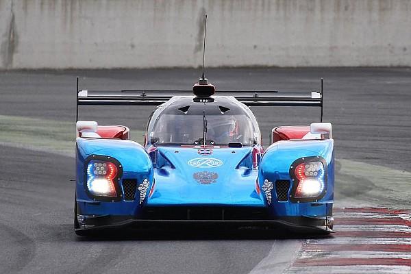 WEC Button a testé la LMP1 de SMP Racing