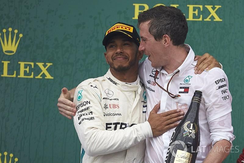 Hamilton: Güncelleme savaşı çok önemli olacak