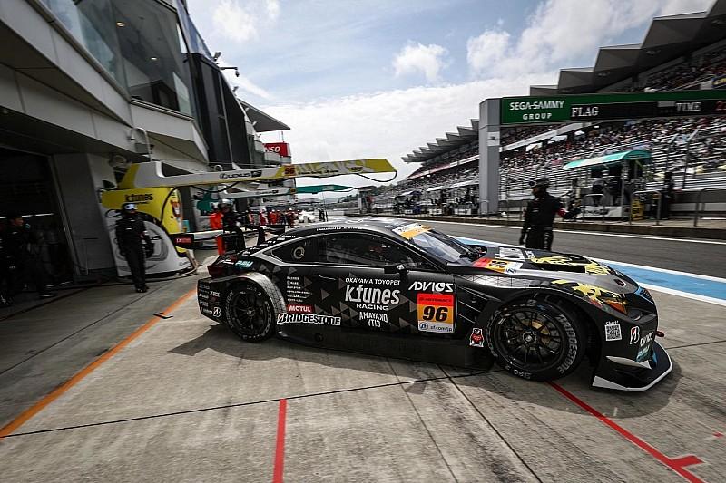 中山雄一「遅いマシンに引っかかってしまい、タイムアップの機会を逃した」:K-tunes Racing LM corsa スーパーGT富士 予選レポート
