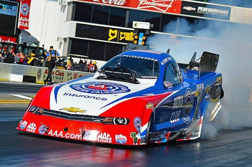 Schumacher, Hight and Butner race to qualifying lead Friday at
