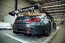 Richards takes delivery of new BMW M6 GT3