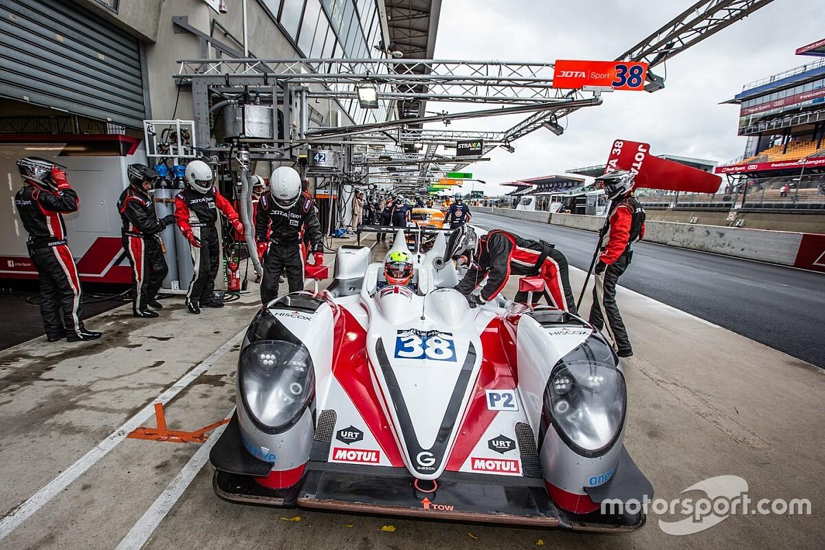 Virtual 24h Le Mans: presenti Jota e il team R8G di Grosjean