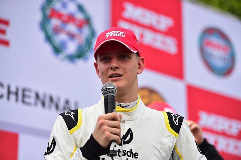Schumacher, Newey headline MRF Challenge entry list