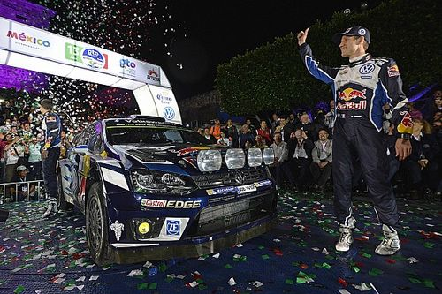 Mexico WRC: Sordo and Ogier share the glory in Saturday sprint stages