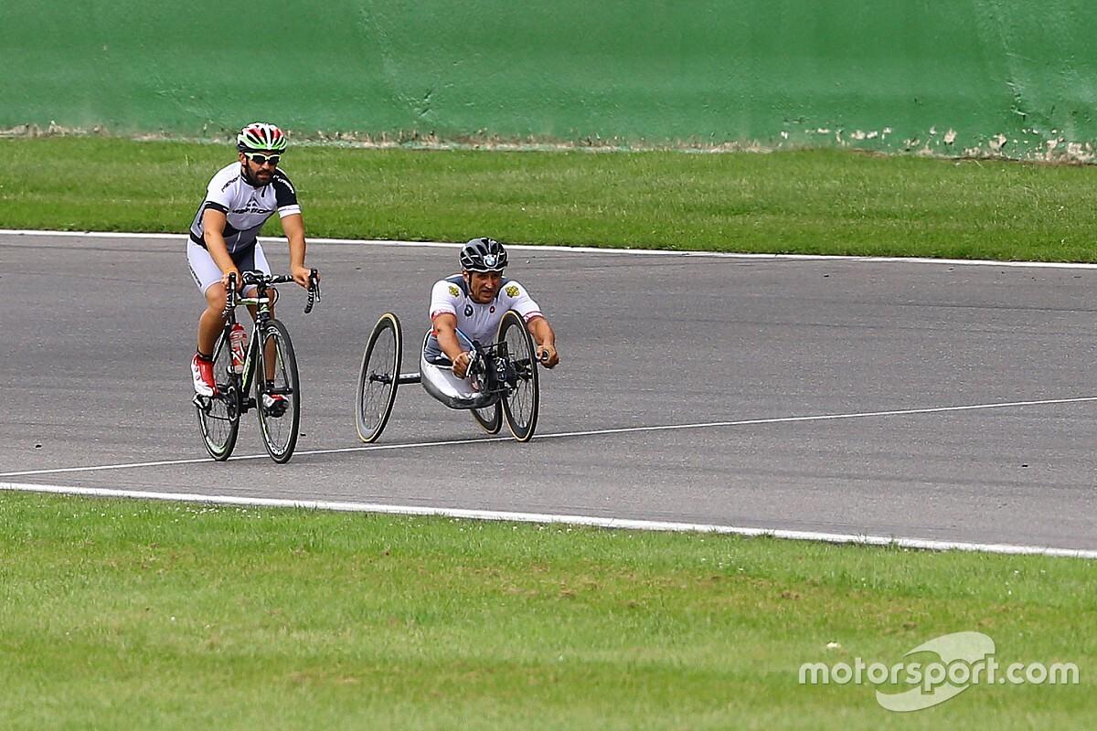 Reagált a motorsport-világ Zanardi balesetére