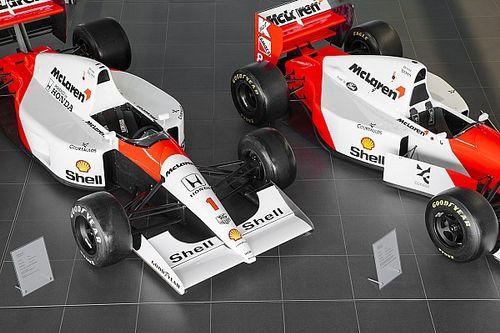 McLaren envisage d'hypothéquer des F1 historiques pour lever des fonds
