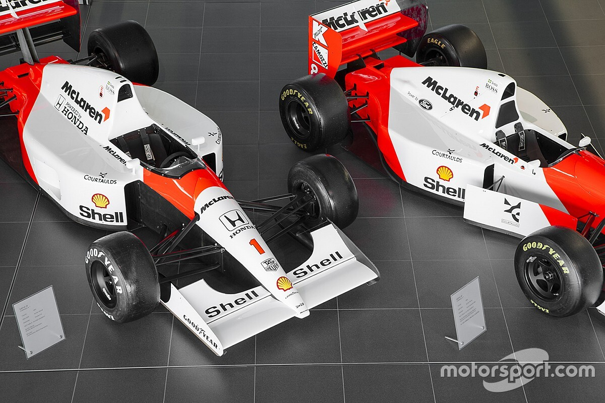 McLaren could mortgage historic F1 cars to raise funds