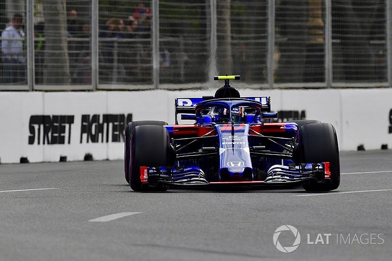 """Gasly: """"Heel grote stap van Williams en Force India"""""""