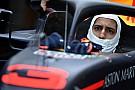 """Líder, Ricciardo celebra dia em Baku: """"Me senti confortável"""""""