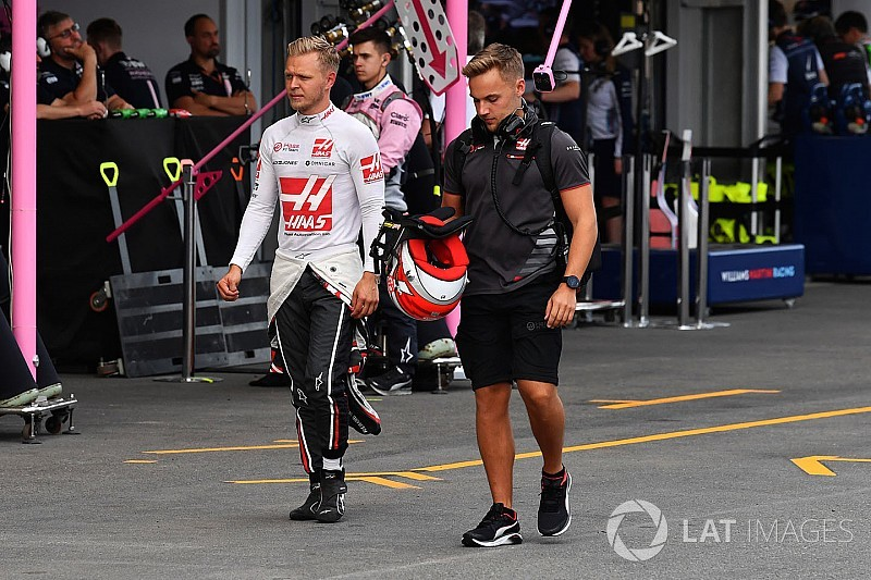"""Magnussen: """"A Haas sokkal jobb ennél..."""""""
