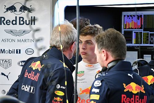 Verstappen explicó el problema que tuvo al final de la FP2