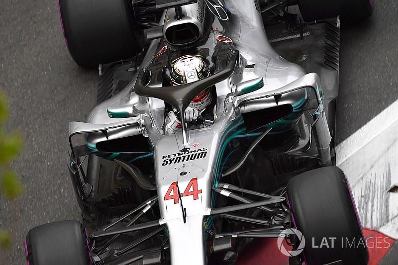 Прибавить в квалификации Mercedes помогла полная смена настроек