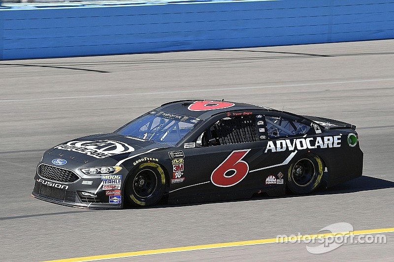 Jack Roush confirms that Trevor Bayne will not return in 2019