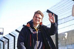 オリバー・ローランドがSF初走行。いきなり高い順応力をみせる