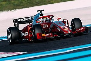 GALERI: Tes F2 Paul Ricard hari kedua