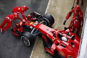 Fórmula 1 Noticias Vettel dice que Ferrari necesita encontrar más ritmo
