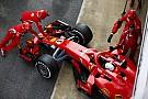 Феттель остался недоволен производительностью новой Ferrari