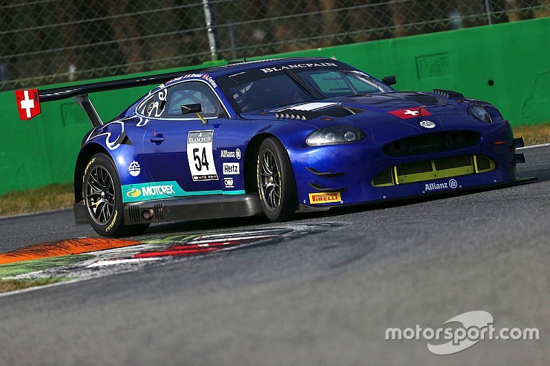 Mikaël Grenier to contest Blancpain GT Endurance opener in Monza