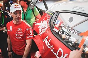 WRC Analisi Loeb vola al rientro nel WRC, ma sarà la Corsica a misurare il suo valore