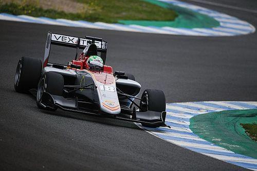 Pulcini s'offre le meilleur temps du plateau GP3 à Jerez