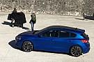 Automotivo Flagra - Novo Ford Focus 2019 é pego sem camuflagem durante gravação
