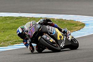 Moto2 Crónica de test Márquez en Moto2 y Arbolino en Moto3 cierran los test en Jerez a ritmo de récord