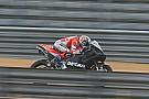 MotoGP Довіціозо задоволений відчуттями і темпом мотоцикла Ducati