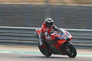 """Lorenzo: """"Aún nos falta experiencia para sacar el máximo de esta moto"""""""