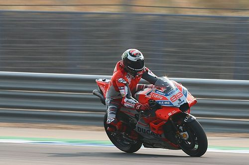 "Lorenzo still not ""comfortable"" on Ducati GP18"