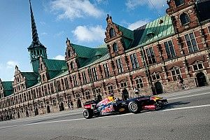 Denmark's F1 race plan now relies on Copenhagen alternative