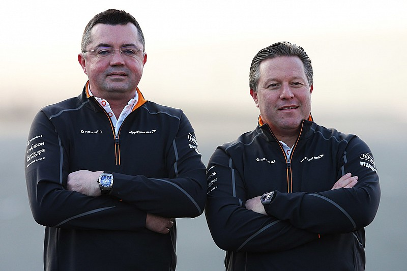 GALERIA: as trocas de chefia na McLaren na última década