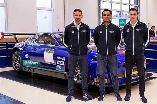 Emil Frey Racing conferma Alex Fontana per la stagione 2018