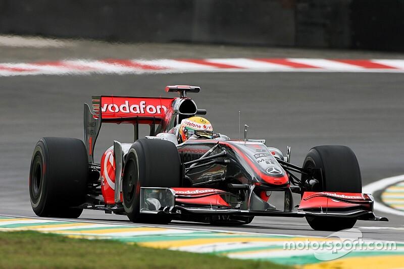 10 évvel ezelőtt Hamilton a McLarennel: videó