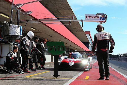Toyota to run low-downforce aero kit for Spa