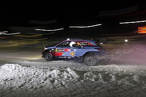WRC Resumen de la etapa Neuville llega a la jornada final con un colchón de 22 segundos