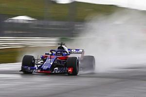 Toro Rosso показала свою машину раньше презентации