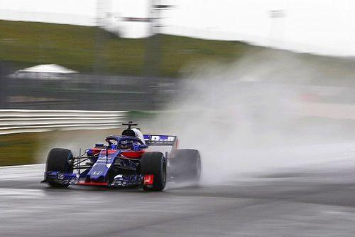 Toro Rosso revela primeira imagem do carro de 2018