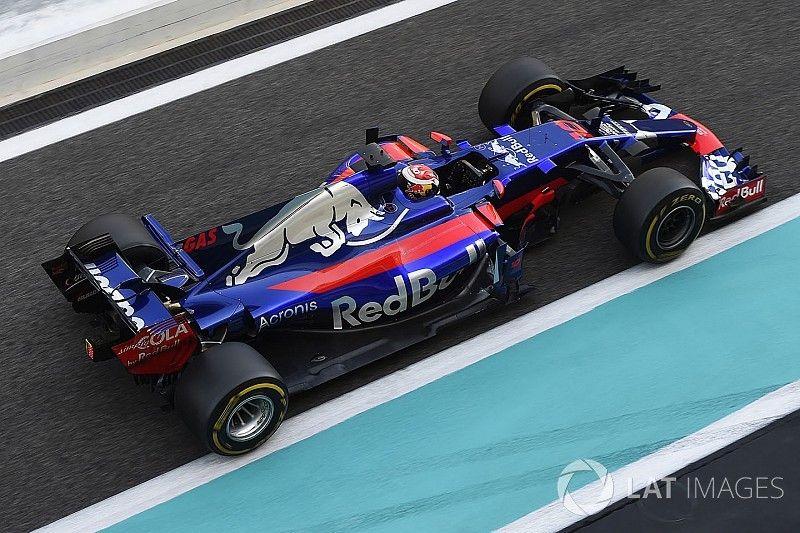 Layout mesin Honda tantangan bagi Toro Rosso