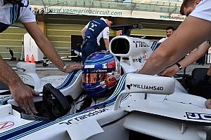Formula 1 Breaking news Sirotkin was the