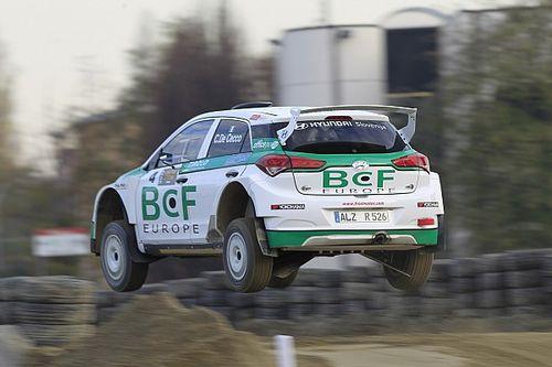 Fotogallery: lo spettacolo del Trofeo Rally Terra del Motor Show