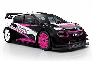 WRC Noticias de última hora El primer Citroen C3 WRC 2017 privado correrá con PH Sport