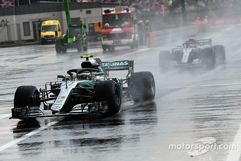 Bottas: Mercedes isterse takım emrine uyacağım